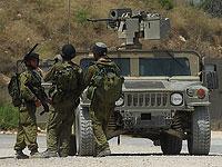 Около границы с Ливаном