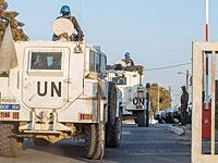 На границе Ливана и Израиля погиб военнослужащий UNIFIL из Испании