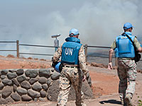 Силы UNIFIL: из Ливана в сторону Израиля были выпущены не менее 11 снарядов