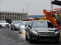 Власти Туркмении негласно запретили ввоз в страну черных автомобилей