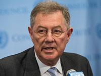 Специальный координатор ООН по ближневосточному мирному процессу Роберт Серри