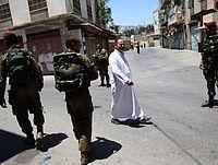 Палестино-израильский конфликт: хронология событий, 30 января