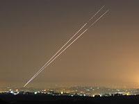 Продолжаются учения ракетных подразделений ХАМАС: ракета упала в море