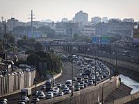 В 2014 году на дорогах Израиля погибли 320 человек