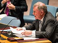 Посланник ООН на Ближнем Востоке Роберт Серри