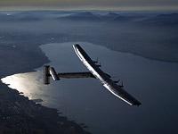 Самолет Solar Impulse 2