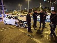 На месте происшествия. Иерусалим, ночь на 16 апреля 2015 года