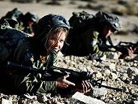 """Новый смешанный батальон """"Арайот а-Ярден"""" призвал девушек вдвое больше запланированного"""