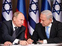 Путин: поставки израильского оружия на Украину будут контрпродуктивны