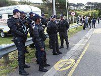Полиция в ЮАР