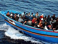 В Средиземном море перевернулось судно с мигрантами: свыше 600 пропавших без вести