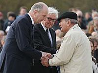 """Глава МИД ФРГ: """"После ужасов Холокоста дружба между Израилем и Германией – это чудо"""""""