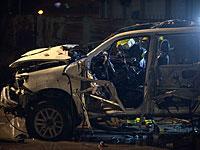 Взрыв в центре Ашдода: ранены два человека