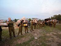 Израильские солдаты в полевом носпитале в Непале