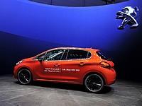 Хэтчбек Peugeot 208 установил рекорд экономичности