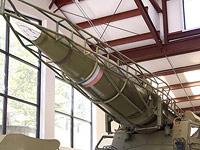 Ракетная установка Scud