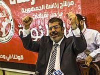 Мухаммад Мурси (архив)