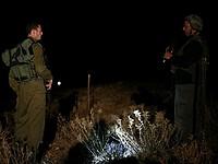 Обнаружено место падения ракеты, выпущенной по территории Израиля из сектора Газы