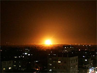 ЦАХАЛ нанес ответные удары по сектору Газы (архивное фото)