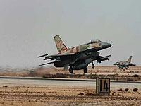 Ливанские СМИ: израильские ВВС нанесли удар по цели на востоке Ливана