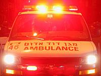 Дорожные аварии в Рош Аине и Ор Акиве: двое тяжелораненых