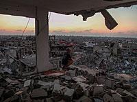 """ХАМАС был заинтересован в том, чтобы бои велись в густонаселенных кварталах с тем, чтобы использовать гражданское население в качестве """"живого щита"""""""