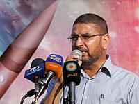 Пресс-секретарь палестинской террористической группировки ХАМАС Сами Абу Зухри