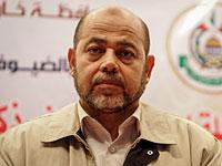 Муса Абу Марзук в Газе, 7 июня 2015 года