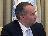 Николай Младенов в Иерусалиме, 3 июня 2015 года