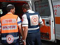 В Акко таксист погиб в ДТП после инфаркта
