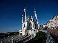 Мечеть в Казани, Россия