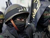 """Члены группировки """"Исламский джихад"""" в Газе"""