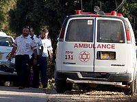 """Около КПП """"Мейтар"""" перевернулся минибус, есть пострадавшие"""