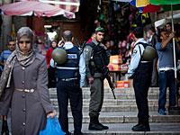 Армия и полиция усилили охрану Масличной горы, а также ведущих к ней дорог