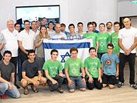 Министр просвещения Нафтали Беннет встретился с членами израильских сборных, которым предстоит принять участие в международных Олимпиадах школьников
