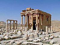 Боевики ИГ уничтожили шесть древнеримских статуй в Пальмире