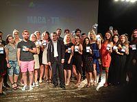 Министр Зеэв Элькин и выпускники программы МАСА