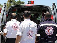 Под Рамаллой столкнулись израильский и палестинский автомобиль, 4 человека погибли