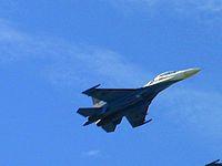 В России разбился четвертый за месяц боевой самолет