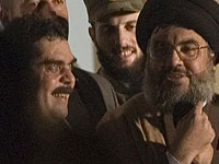Самир Кунтар и Хасан Насралла