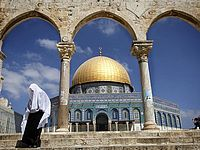 Палестинские источники: израильские власти ограничили доступ на Храмовую гору