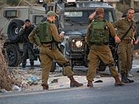 В Самарии обстрелян израильский автомобиль, один человек ранен