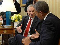 Белый дом назвал дату встречи Барака Обамы и Биньямина Нетаниягу