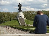 Монумент в Трептов-парке