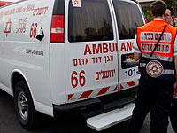 ДТП на севере Израиля: тяжелые травмы получил 52-летний мужчина