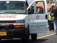 ДТП в Афуле: 20-летний юноша, сбитый грузовиком – в критическом состоянии