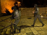 Новый теракт в Иерусалиме: ранен юноша, террорист застрелен