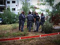 На месте теракта в Кирьят-Гате. 7 октября 2015 года