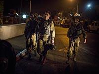 Попытка теракта возле Маале Адумим, террорист обезврежен