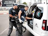 На месте теракта в Тель-Авиве. 8 октября 2015 года